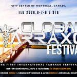 Global Tarraxo Festival 2020