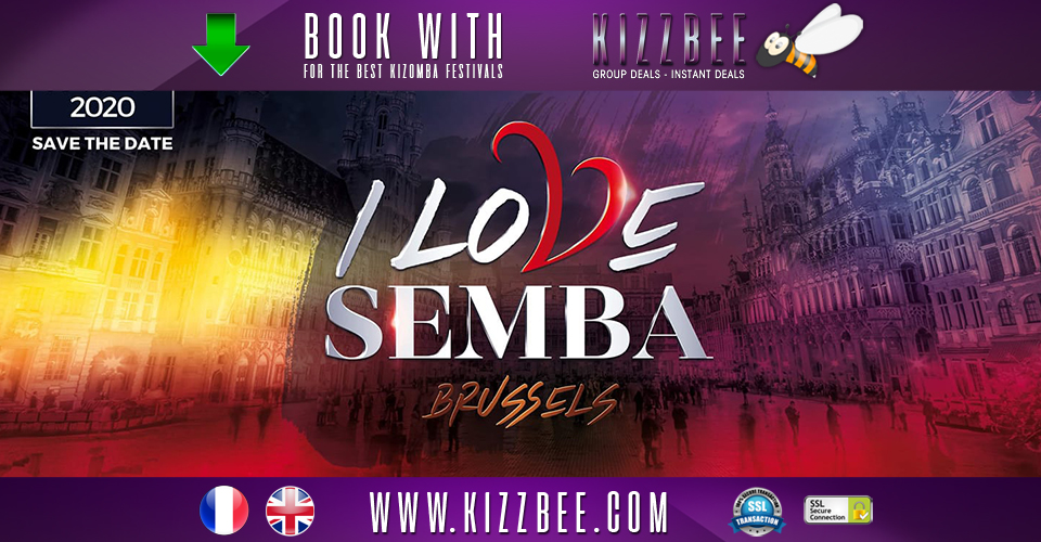 I love SEMBA Brussels 2020