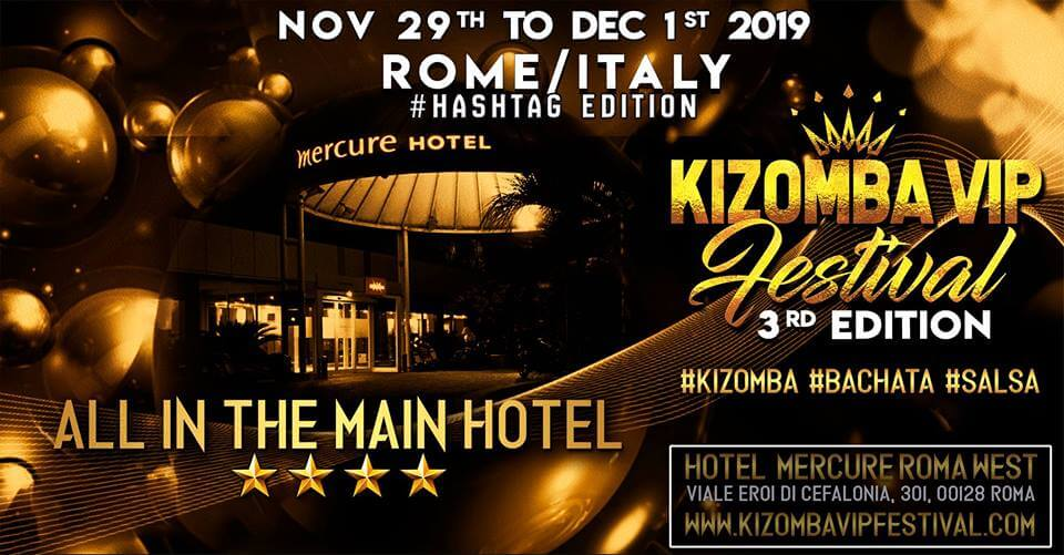 Kizomba VIP Festival 2019