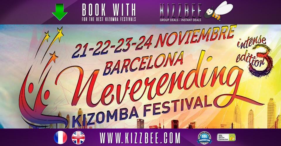 Neverending Kizomba Festival Barcelona 2019