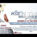 Kiz'n The 6ix Weekend Bash 2019