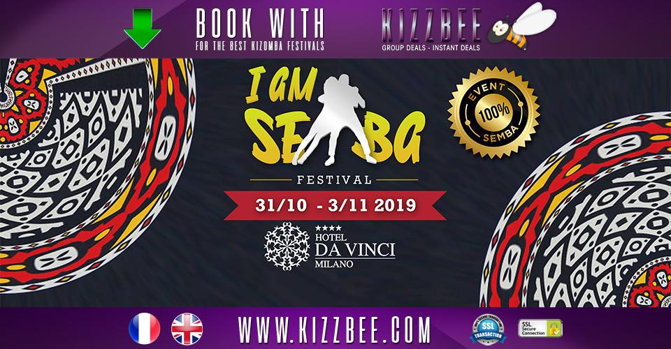 I am Semba Festival 2019