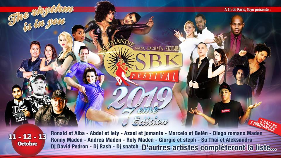 Normandie SBK Festival 2019