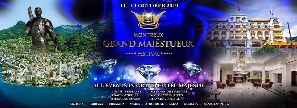 Montreux Grand Majestueux Festival 2019