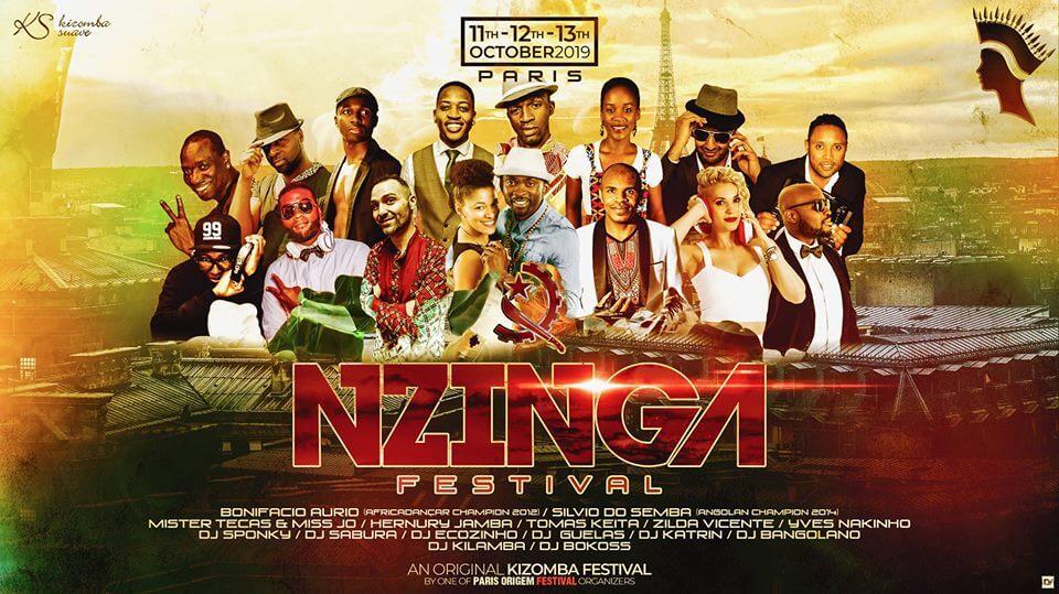 Nzinga Festival – Official