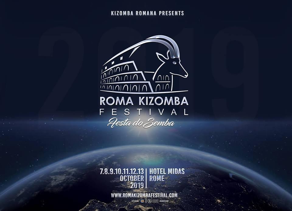 Roma Kizomba Festival 2019