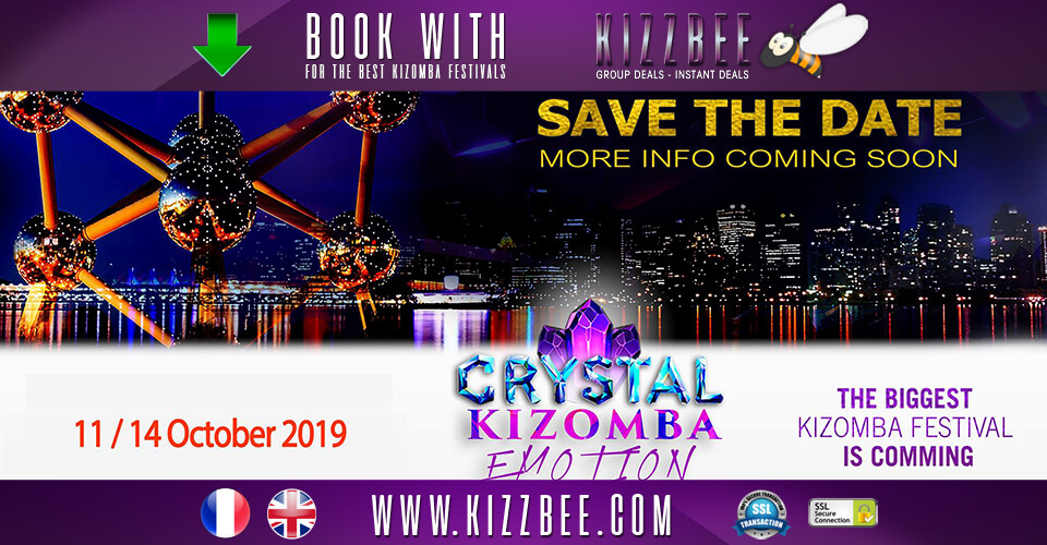 Crystal Kizomba Emotion 2019