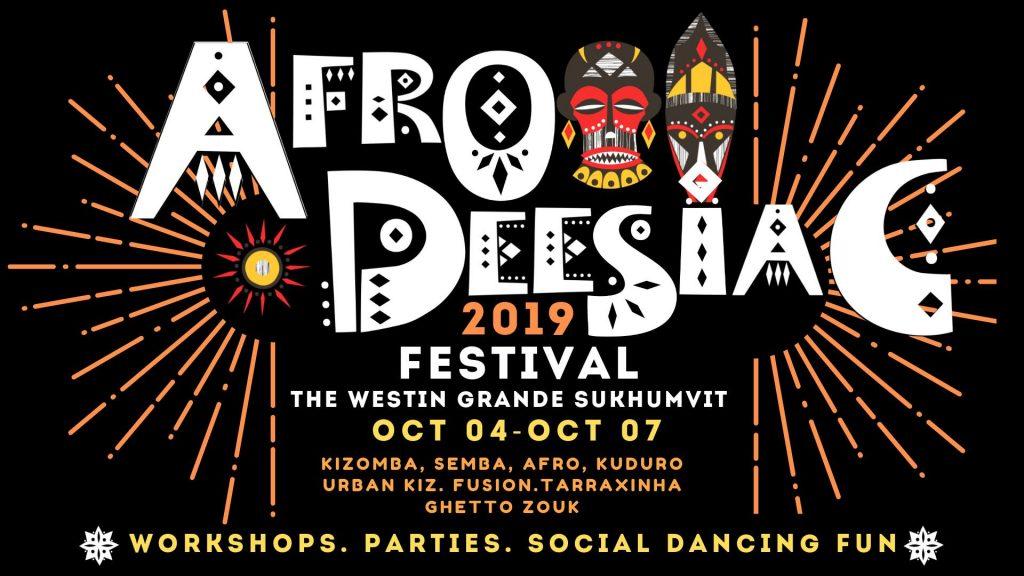Afrodeesiac Festival 2019