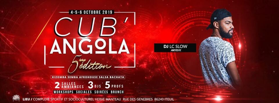 Cub'angola 5° Edition