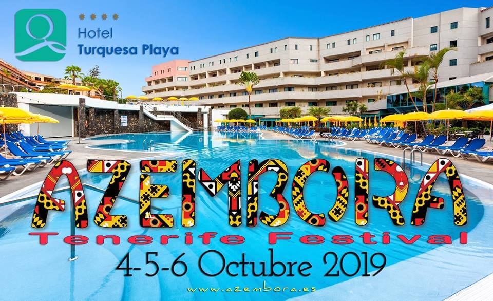 Azembora Tenerife Festival 2019