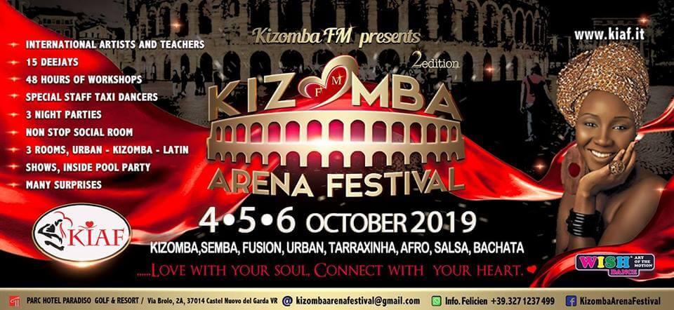 Kizomba Arena Festival 2