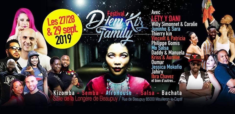 Festival Djem'kiz Family 2019