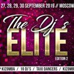 The DJ'S ELITE Edition 2