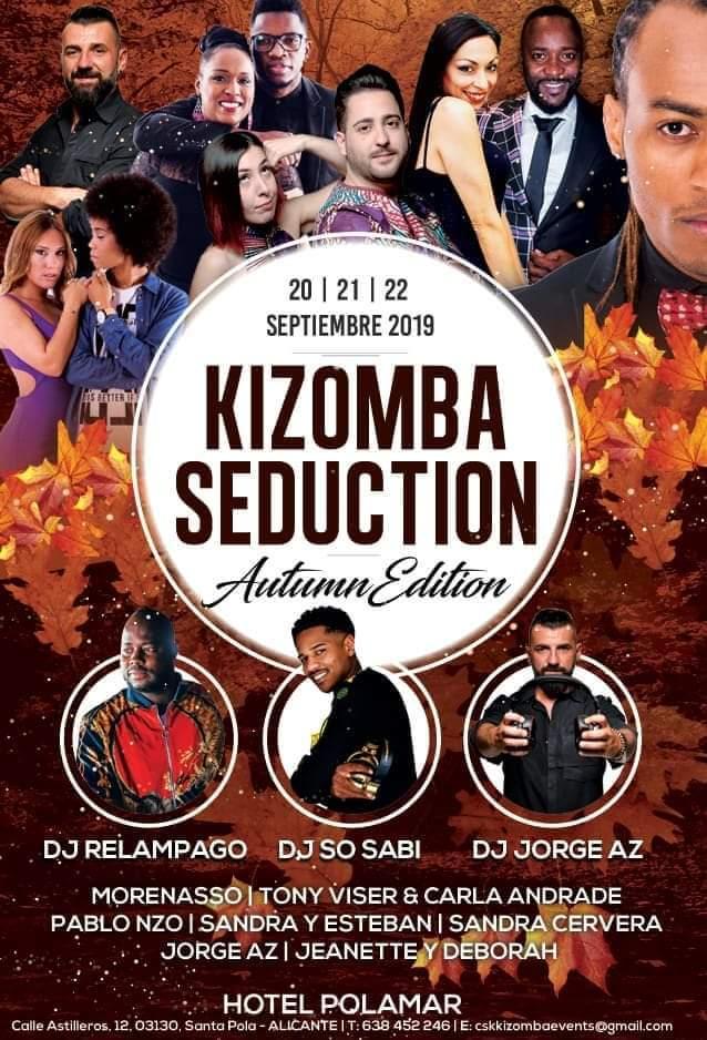 Kizomba Seduction III Autumn Edition