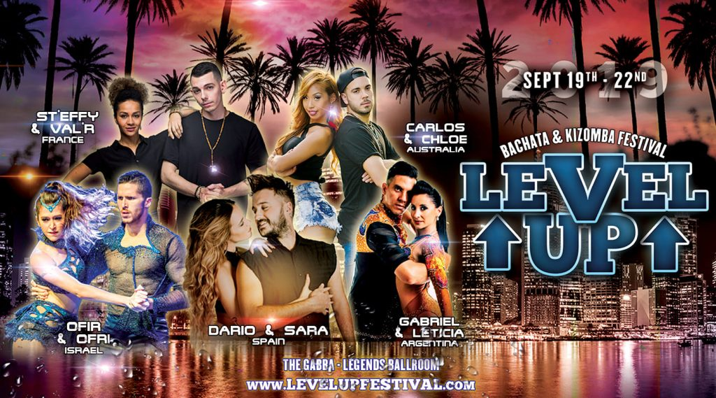 LEVEL UP Bachata & Kizomba Festival