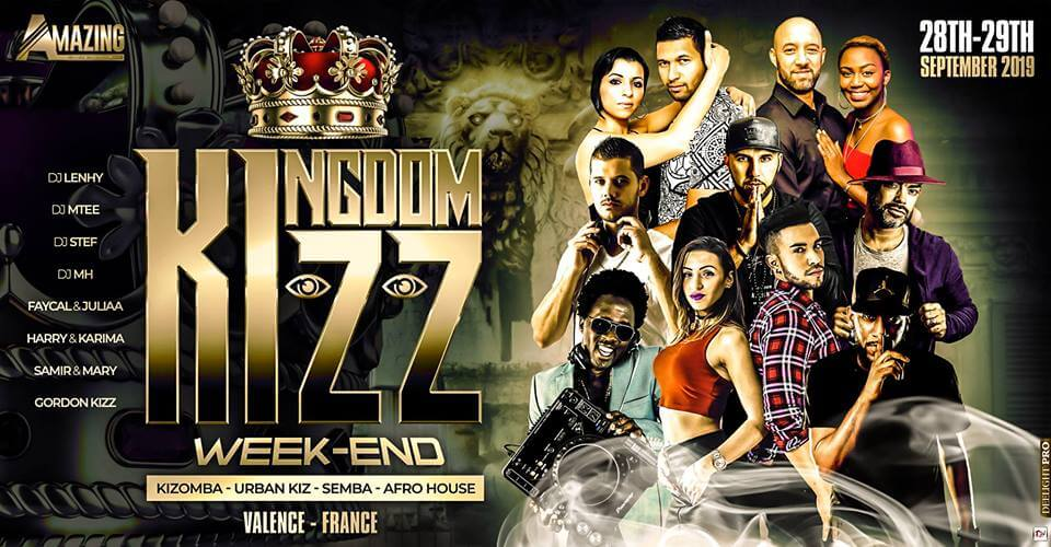 Kingdom KIZZ WEEK END