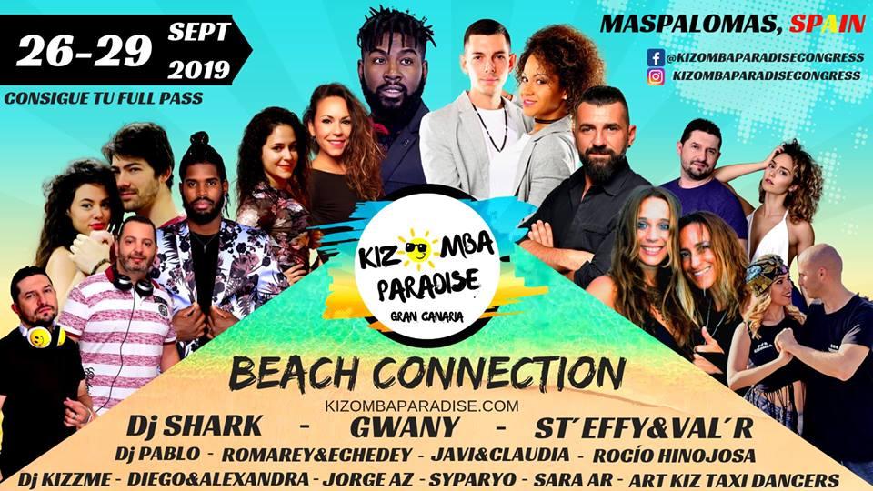 Kizomba Paradise 2019