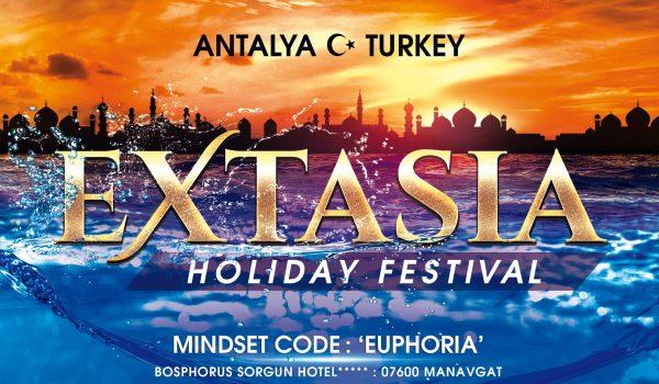 Extasia ! 8 Days in Turkey