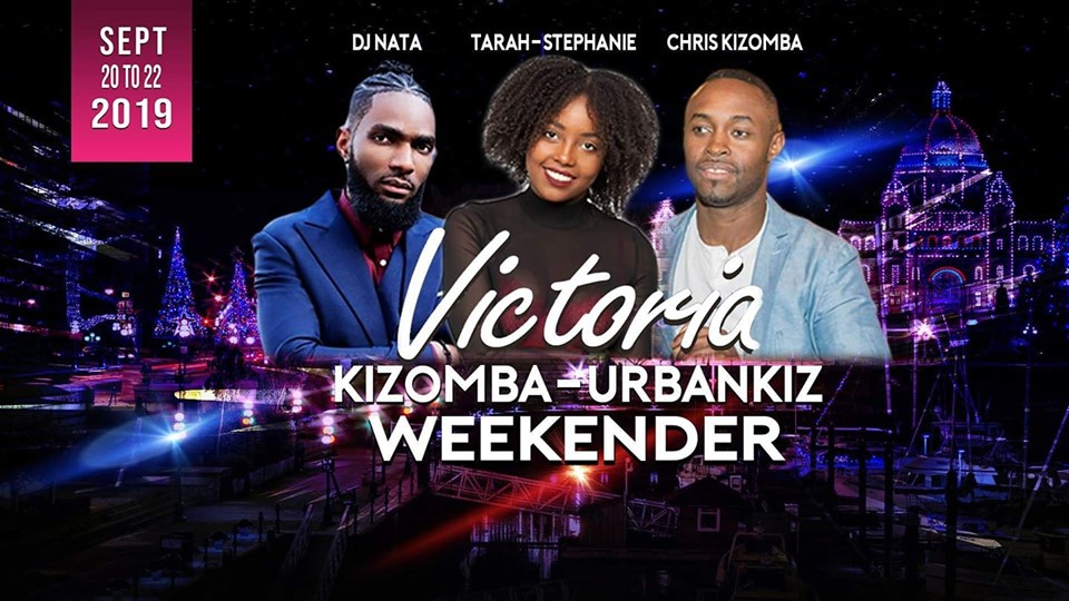 Victoria Kizomba - Urban Kiz Weekender