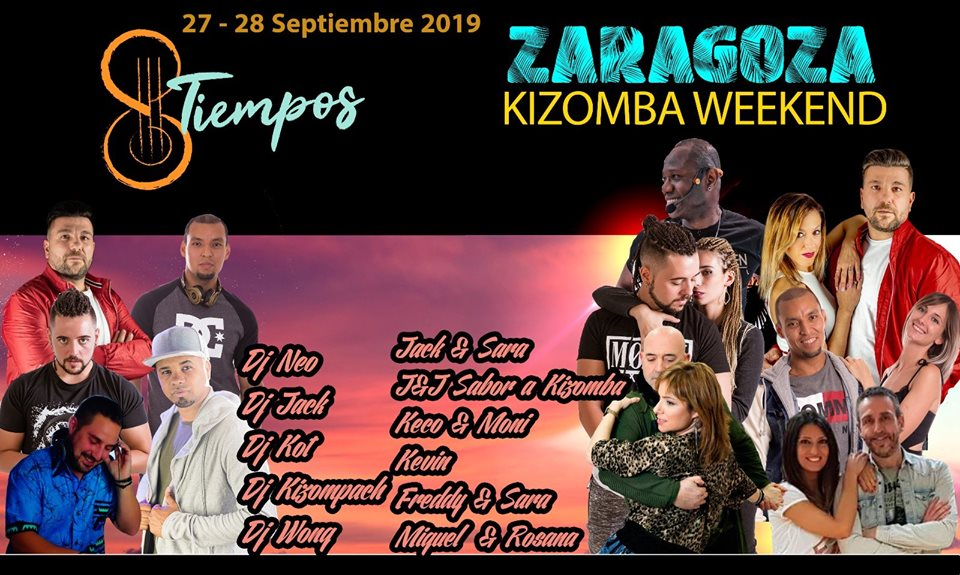 Zaragoza Kizomba Weekend