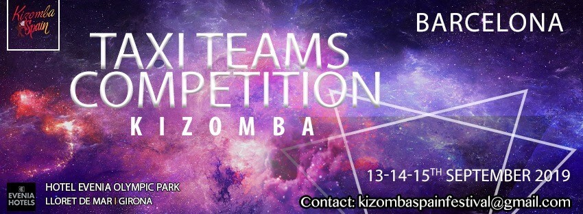 WORLD Kizomba TAXI TEAMS Competition