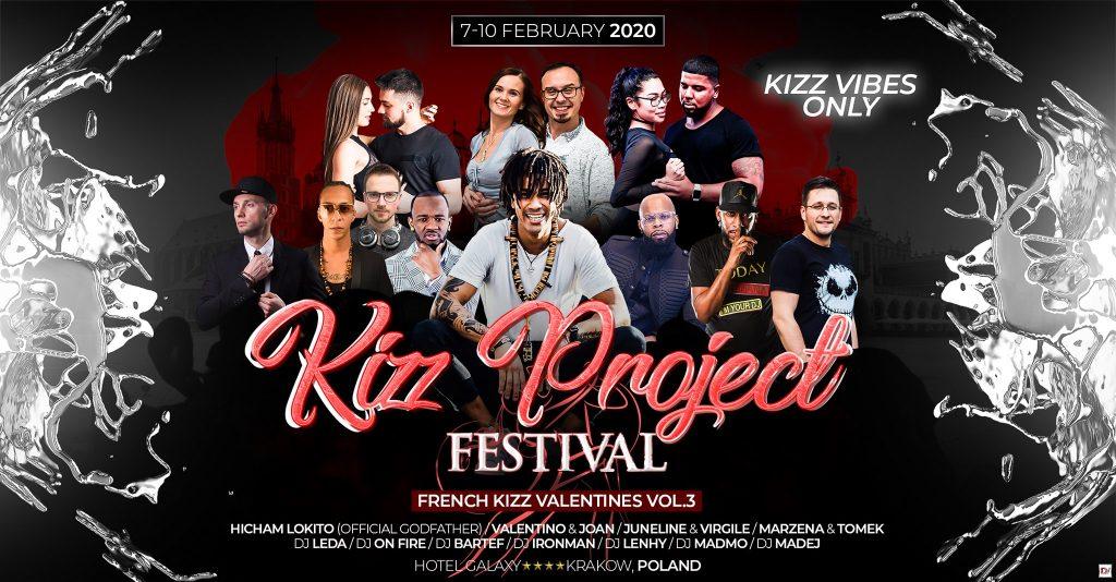 Kizz Project Festival – French Kizz Valentines