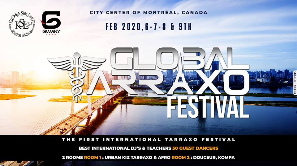 Global Tarraxo Festival 2020