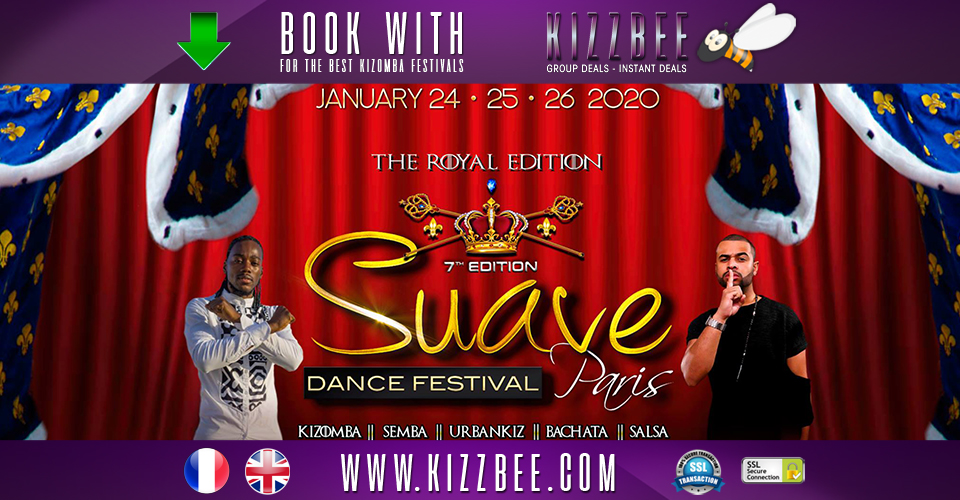 Suave Dance Festival Paris 2019