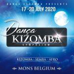 Danca Kizomba festival III Mons-Belgium