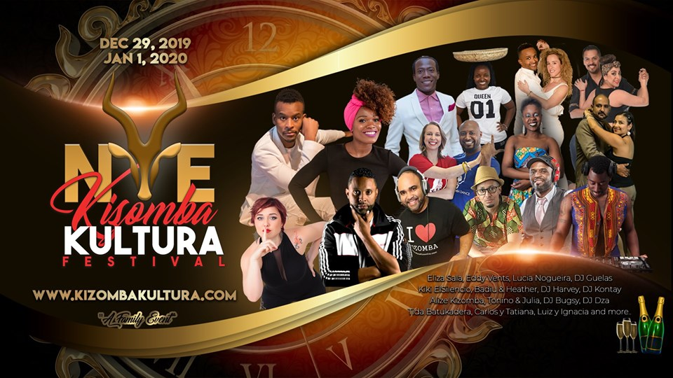 2nd NYE Kizomba Kultura Festival 2019
