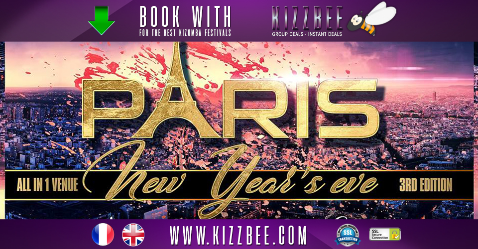 Paris Kizomba new year's eve 3