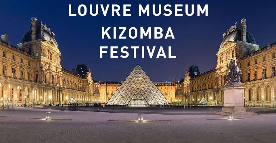 Louvre Museum Kizomba Festival 2018