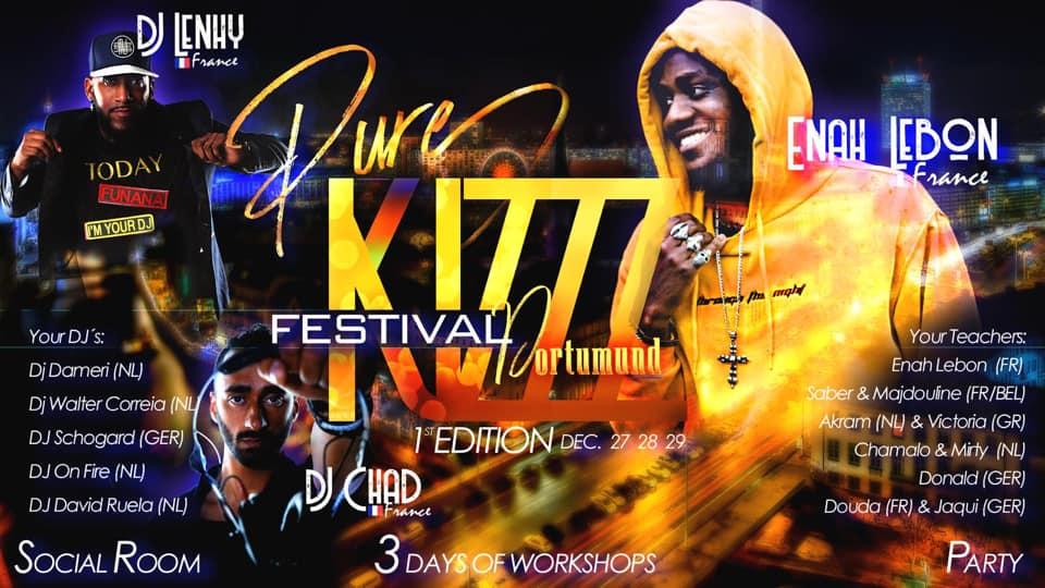 Pure Kizzz Festival Dortmund 2019