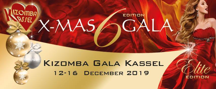 X-MAS Kizomba Gala Kassel 2019