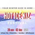 HOT ICE KIZ Festival 2019