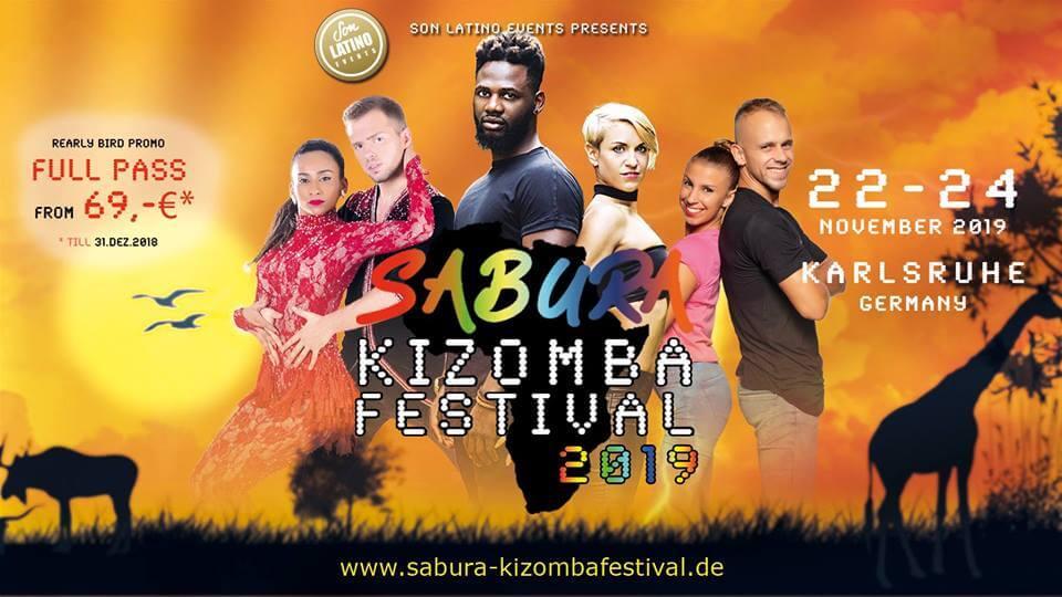 Sabura Kizomba Festival 2019