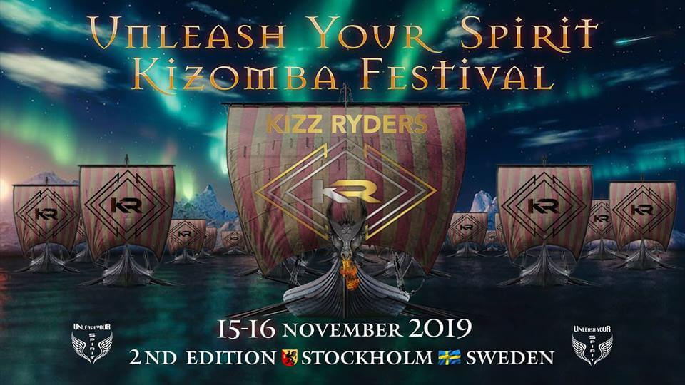 Unleash Your Spirit Kizomba Festival 2019