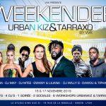 Weekender urban kiz & Tarraxo by Vvk