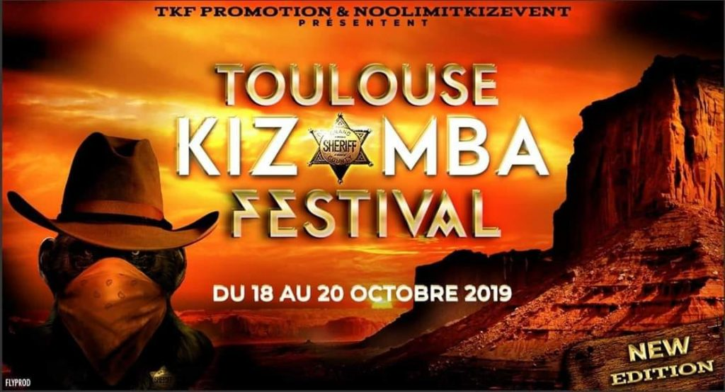Toulouse Kizomba Festival New Edition