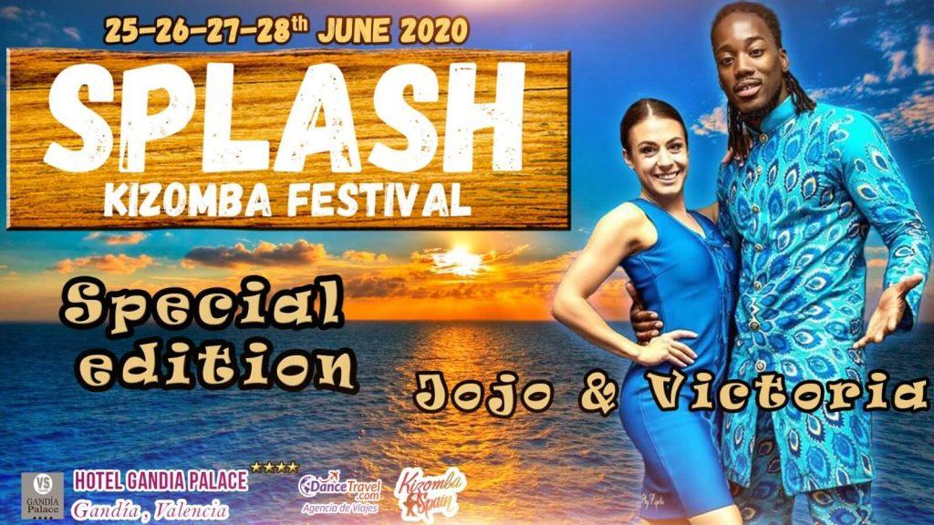 Splash Kizomba Festival 2020