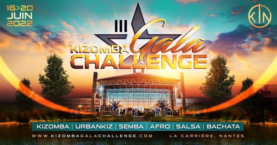 Kizomba Gala Challenge Festival 2022