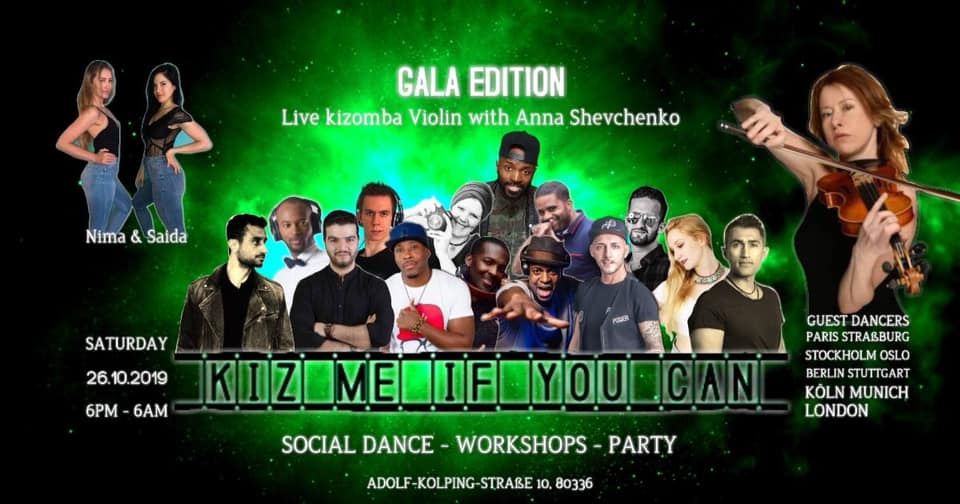 Kiz me if you Can – Gala Edition