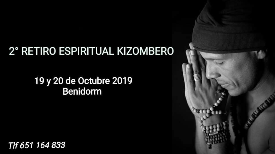 Retiro Espiritual Kizombero by Kwenda