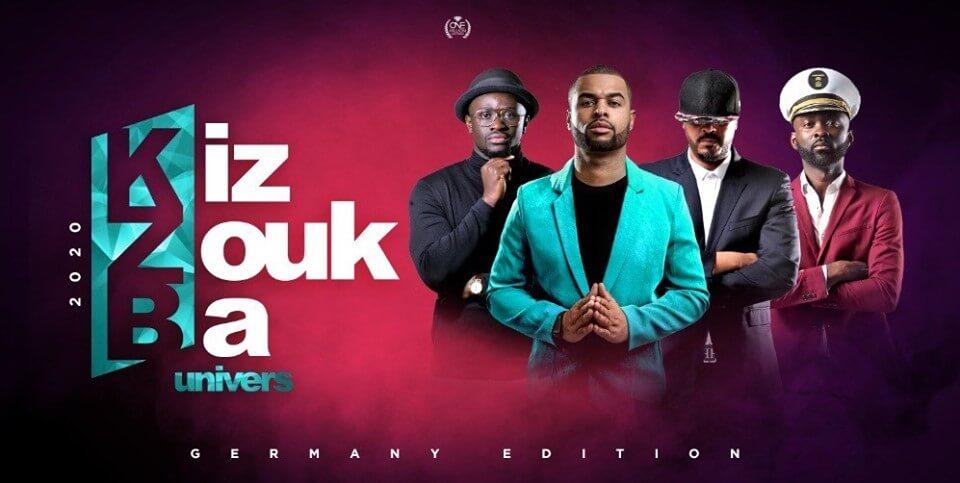 UniversKizZoukBa 3rd Edition in Munich