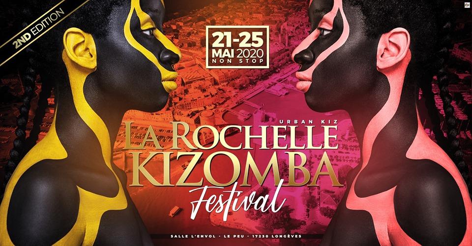 La Rochelle Kizomba Festival 2020