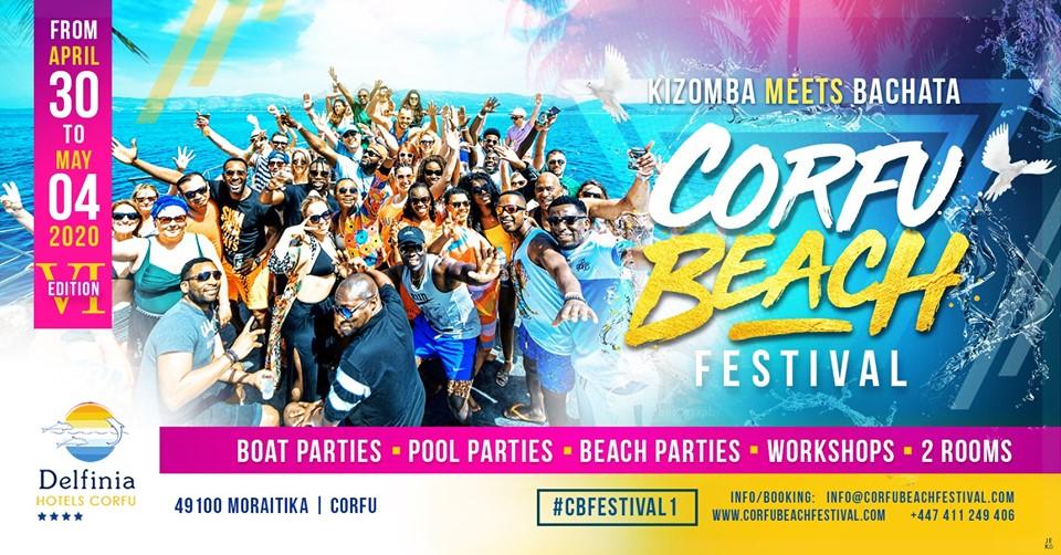 Corfu Beach Festival – Edition VI
