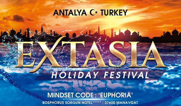Extasia ! 8 Days in Turkey
