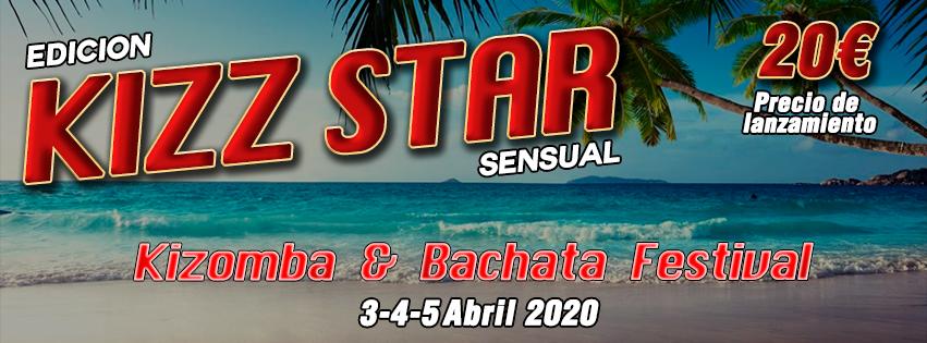 KizzStar Festival edición Sensual 2020