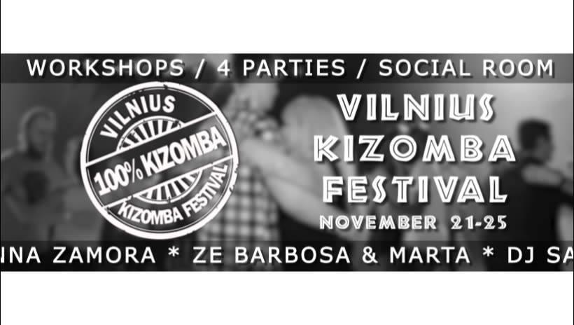 Vilnius Kizomba Festival 2019
