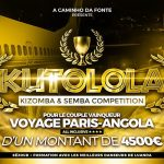 Kutolola - Kizomba Semba Competition